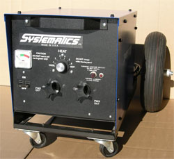 Systematics Icebreaker 480 designed to help Municipalities and Ultility Departments deal with Frozen Pipes.